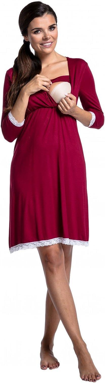 591c Zeta Ville Womens Maternity Nursing Robe//Pyjamas//Nightdress Mix /& Match
