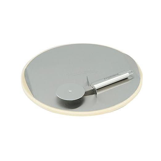 6 opinioni per Campingaz Pietra per pizza c/piatto e taglia pizza in acciaio
