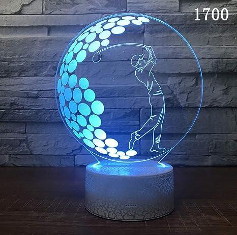 Luz de la lámpara de mesa colorida del tacto de la luz de la ...