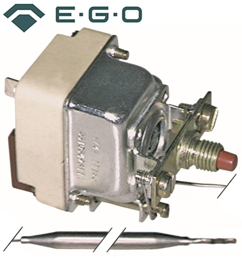 Thermostat de sécurité EGO Type 55.10542.805, 55.19542.130pour friteuse Electrolux