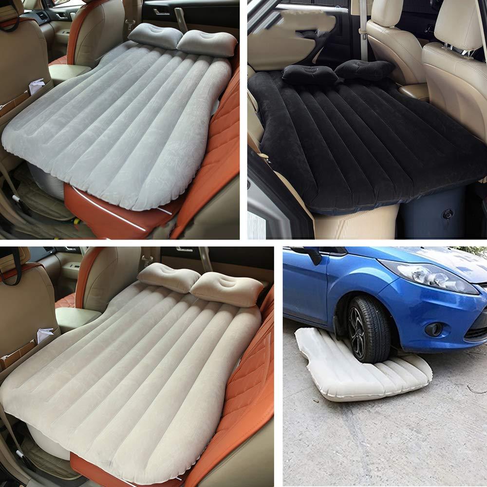 Sinbide Luftmatratze f/ür Camping|Luftmatratzen selbstaufblasbar|Matratze aufblasbar G/ästebett|Luftmatratze f/ür Bett|Isomatte Auto SUV MVP/mit pumpe/