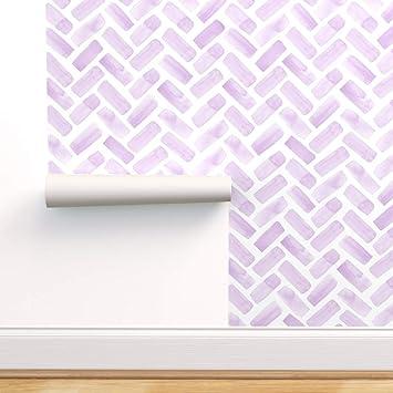 Self Adhesive Wallpaper Chevron Pattern Removable Wallpaper-Peel and Stick Wallpaper-Wall Mural