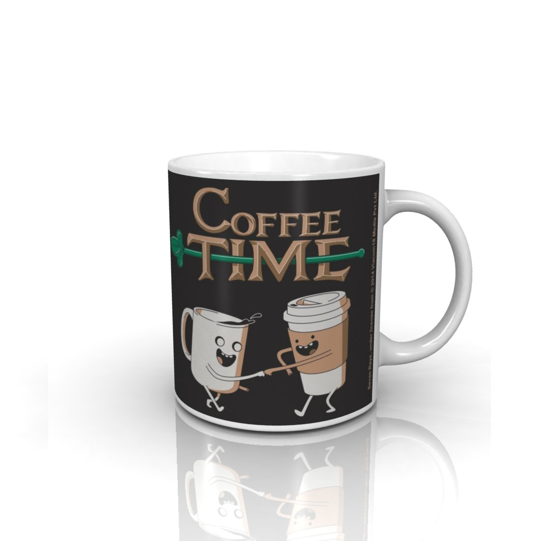 buy bcreative coffee time officially licensed mug quotes