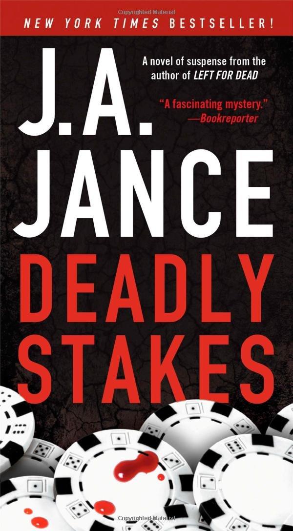 Deadly Stakes (Ali Reynolds) pdf epub