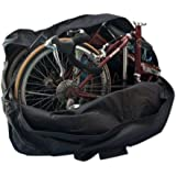 Enjoydeal 14-inch to 20-inch Thick Bike Bicycle Folding Bike Carrier Bag Carry