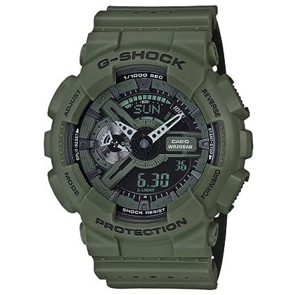 Casio De los hombres Watch G-SHOCK Reloj GA-110LP-3A: Casio: Amazon.es: Relojes