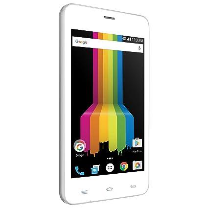 3dcb112884 Polaroid A400 Unlocked Smartphone - White: Amazon.ca: Electronics