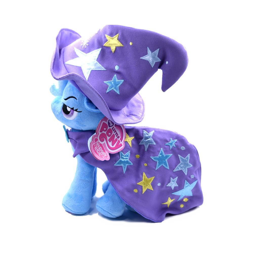 4th Dimension My Little Pony The Great and Powerful Trixie 12 inch Plush