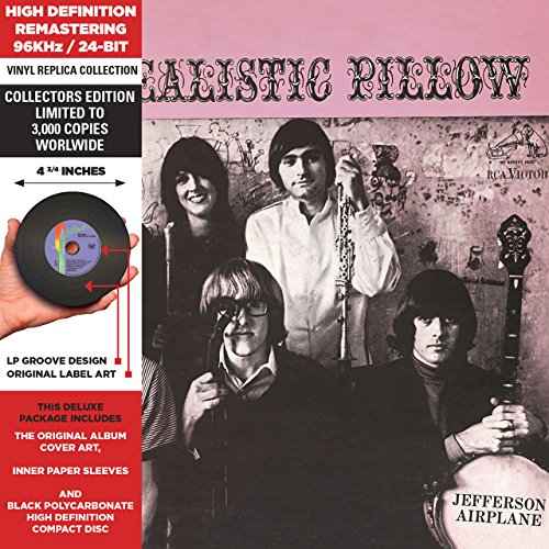 Price comparison product image Surrealistic Pillow - Cardboard Sleeve - High-Definition CD Deluxe Vinyl Replica