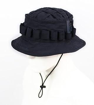 0e50e4e3ebd ZAPT Boonie Hat Military Camo Cap Hunter Sniper Ghillie Bucket Hats  Adjustable Jungle Bush Hat (