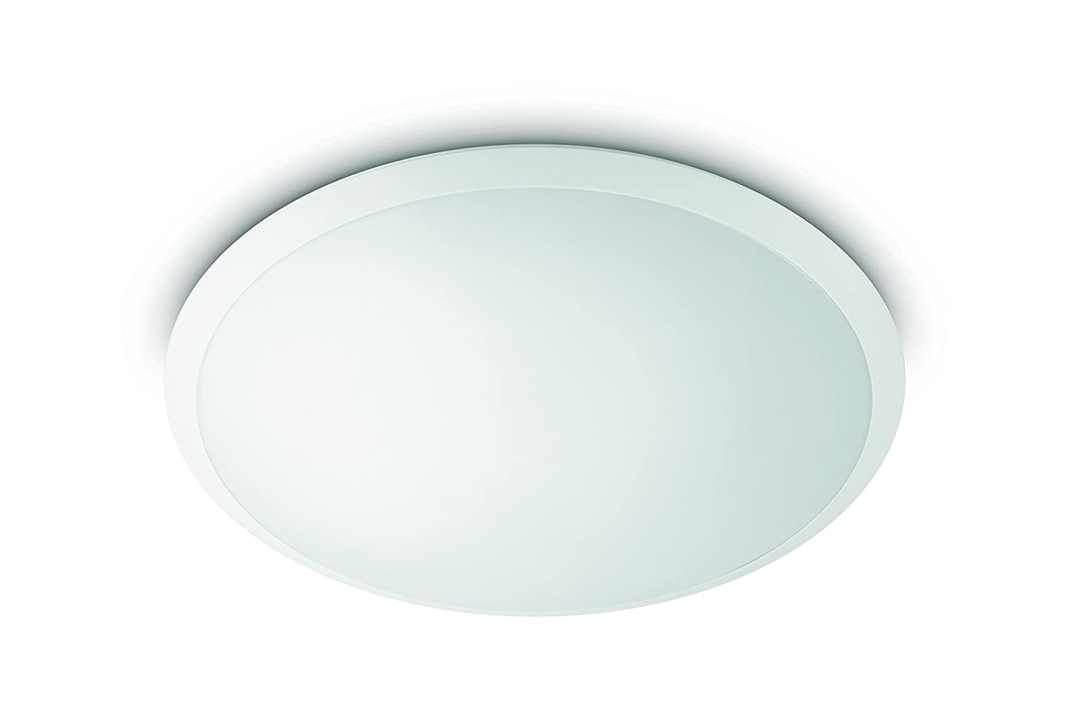Philips Lighting myLiving Plafón iluminación Interior, Blanco, 36 W
