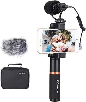 Comica Video Kit para Smartphone CVM-VM10-K1 Controlador de cámara ...