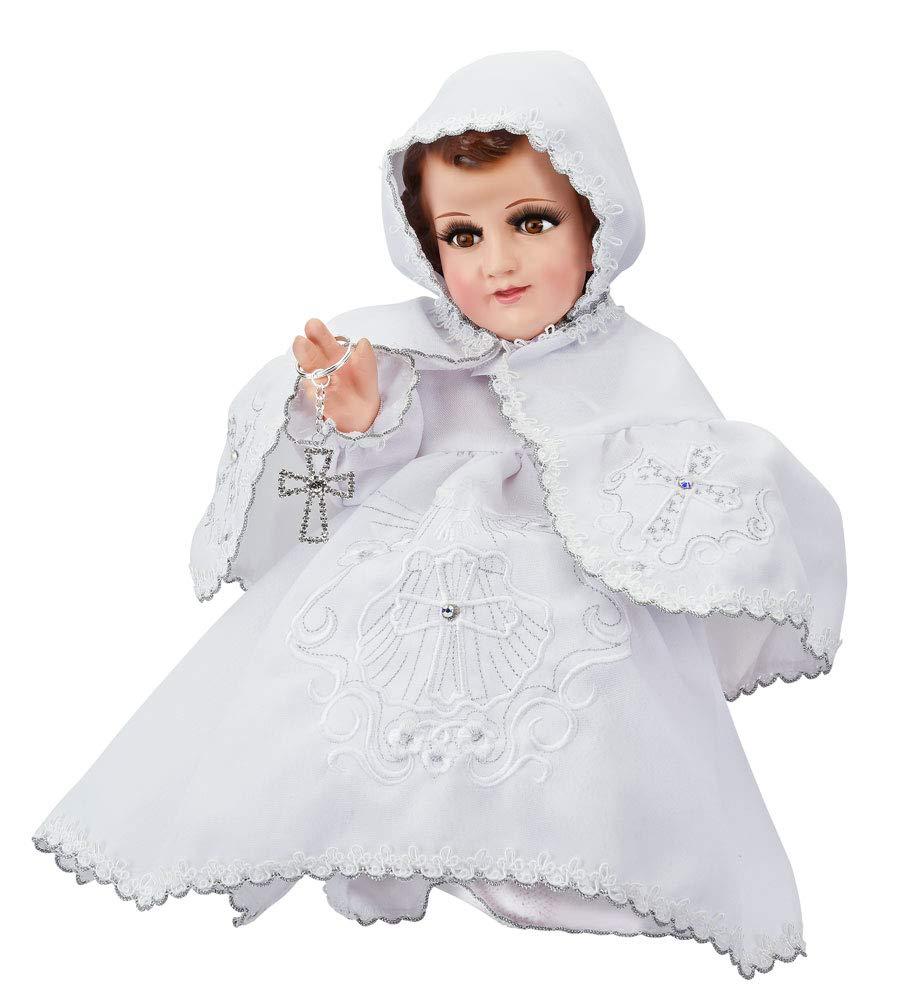 Niño De La Esperanza. Traje de Niño Dios. Baby Jesus Outfit (12cm)