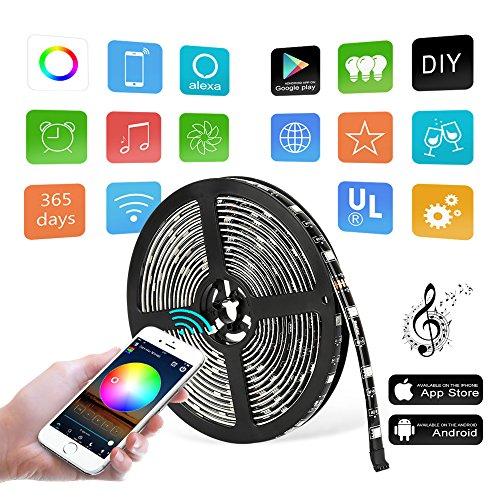 Led Light Strip Nexlux Wifi Wireless Smart Phone
