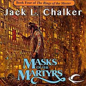 Masks of the Martyrs Audiobook