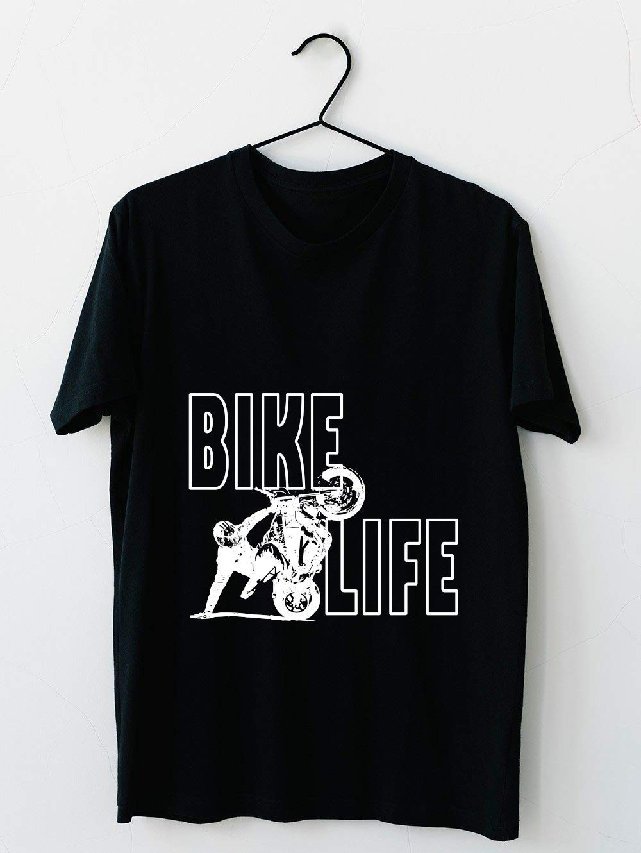 Bike Life 66 T Shirt For Unisex