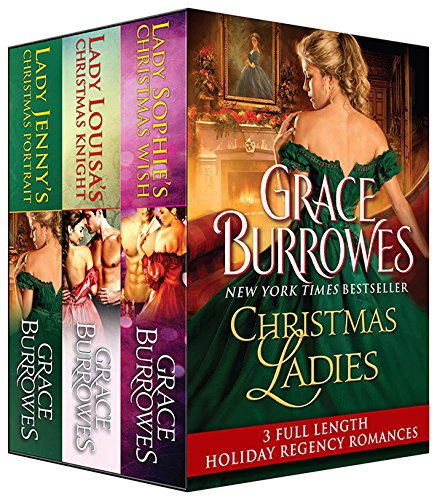 Christmas Ladies: 3 Full-Length Holiday Regencies (Windham Series Book 0)