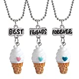 Amazon Price History for:Best Friends Necklace Pendant with Spider, Pumpkin, Milk,Biscuit,Ice Cream