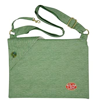 """a5e43596fc6d 130 Degrees Anti-Theft Purse – Fashionably defeat thieves with  """"Tranquility"""" (Wintergreen"""