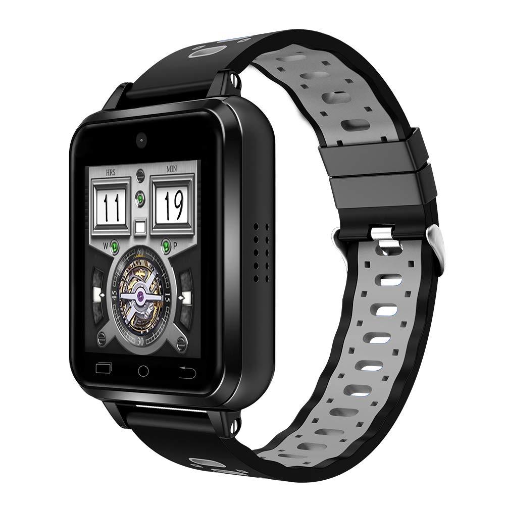 HKPLDE 4G Smartwatch / Android6.0 Llamada Gratis/Podómetro ...