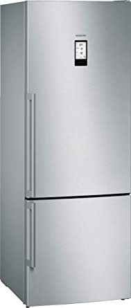Siemens KG56FHI40 nevera y congelador Independiente Plata 480 L A ...