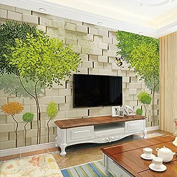Habitación TV estéreo 3D fondo papel tapiz papel tapiz de pared simple televisión moderna estilo Qiangbu seamless,G: Amazon.es: Bricolaje y herramientas