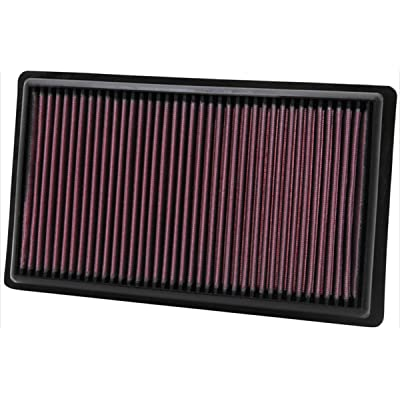 K&N Engine Air Filter: High Performance, Premium, Washable, Replacement Filter: 2006-2010 FORD/MERCURY (Explorer, Explorer Sport Trac, Mountaineer), 33-2366: Automotive