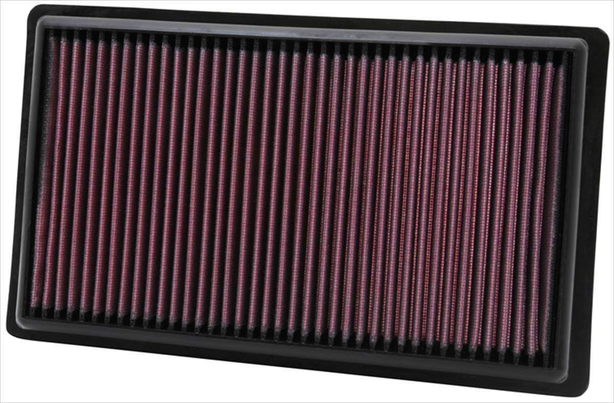 K/&N 33-2366 High Performance Replacement Air Filter