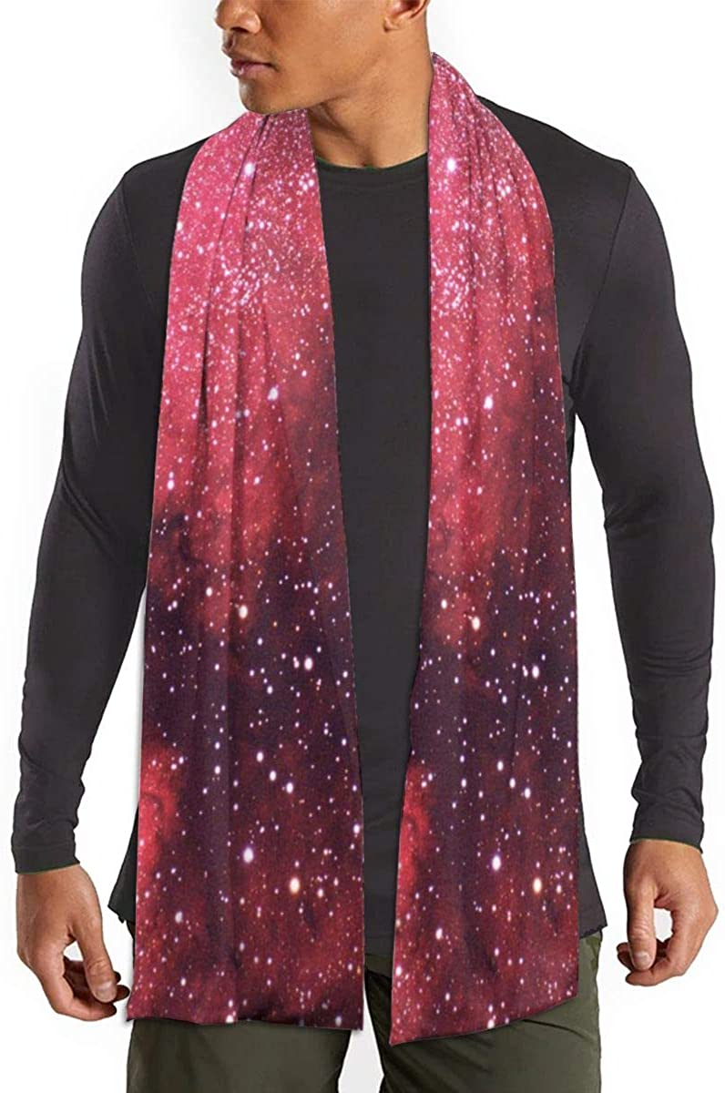 Scarves For Winter Red Galaxies Scarf Fashion Long Scarves