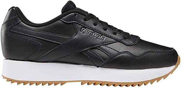 Reebok Royal Glide RPLDBL, Zapatillas de Trail Running para Niñas, Multicolor (Black/White/Grey/Gum 000), 35 EU: Amazon.es: Zapatos y complementos