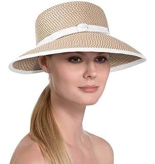 Eric Javits Luxury Designer Women s Headwear Hat - Squishee Cap -  Peanut White effe98f36534