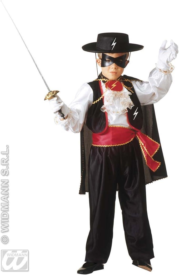 WIDMANN Desconocido Zorro Disfraz infantil| Tamaño 116: Amazon.es ...