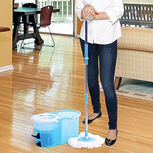 Buy viatek viatek hurricane 360 spin mop