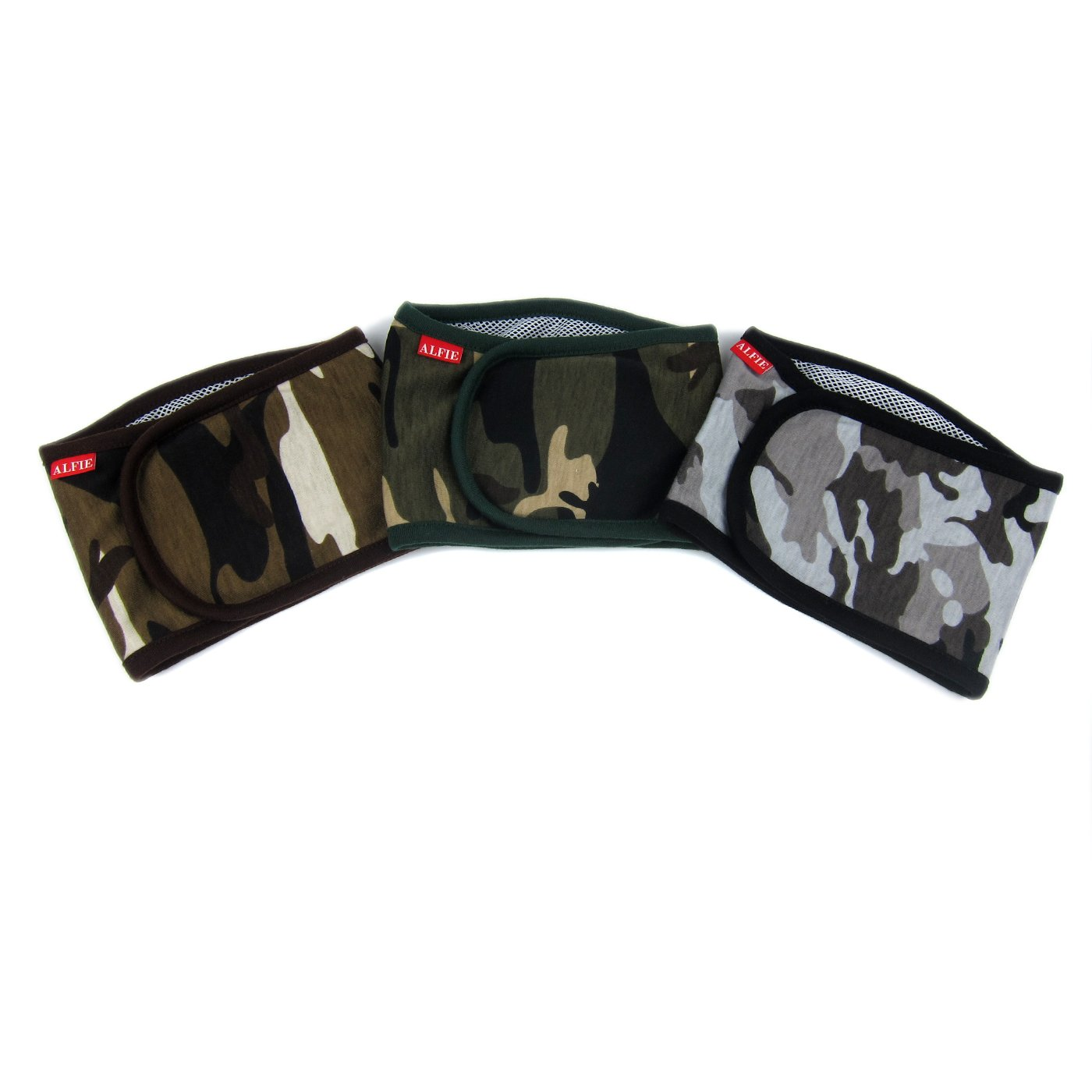 Alfie Pet by Petoga Couture - Tad Belly Band (for Boy Dogs)