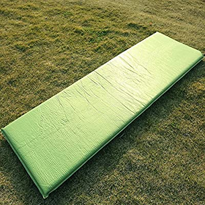 Redcamp Self-Inflating Air Mattress for Camping, Sleep On Air,XL Lightweight Folding Backpacking Sleeping Pad