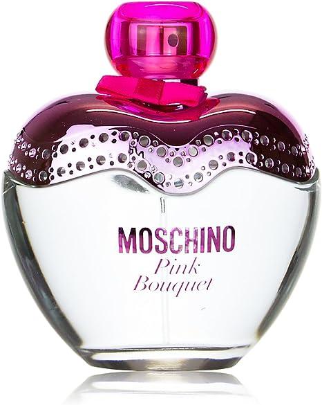 profumo moschino pink bouquet prezzo