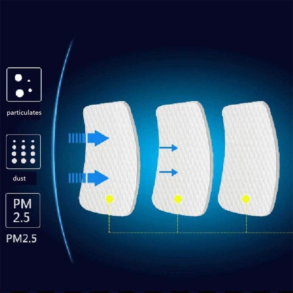 10pcs HYDWX 5N11 Filtre Coton Pad 501 Filtre Couvercle Particules antipoussi/ère Coton Filtre /à Particules pour s/érie Cartouches filtrantes
