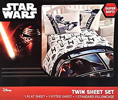 Star Wars Blue Bedding