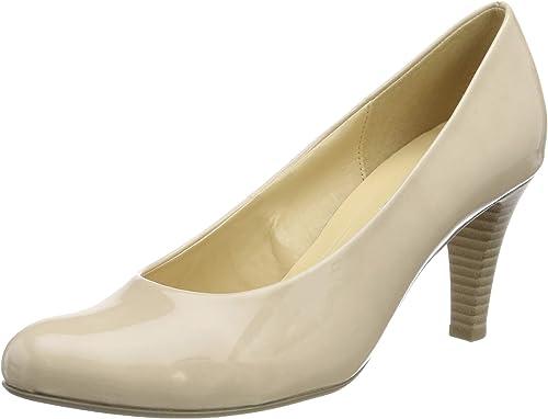 Gabor Shoes Damen Fashion Pumps, Beige (Sand), 40 EU: Schuhe