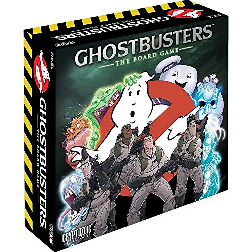 Ghostbusters The Board Game ()