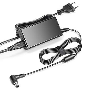 KFD 19V 2.6A Adaptador Cargador Portátil Cable De Corriente para LG 19