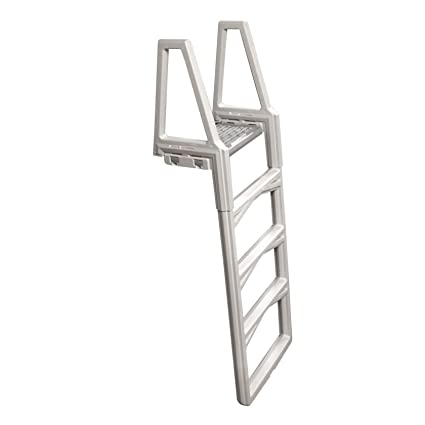 Above ground pool ladder Heavy Duty Image Unavailable Amazoncom Amazoncom Confer Gray Economy Above Ground Inpool Ladder 635