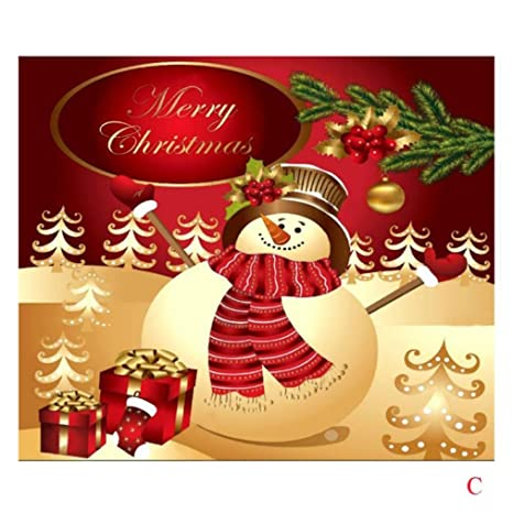 Navidad tapiz toalla gotd Xams tapiz habitación colcha manta de colgar en la pared 150 cmx130