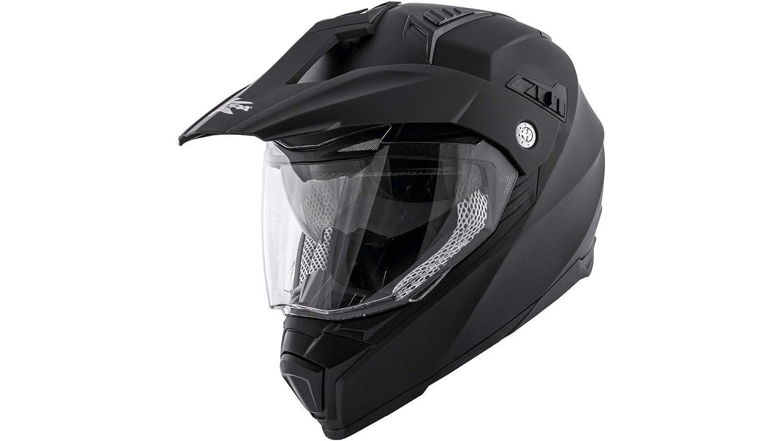 a158a6ffd35d1 Kappa Kv30 Enduro Helmet  Amazon.co.uk  Car   Motorbike