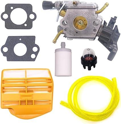 Carburetor for Husqvarna 445 /& 450 Chainsaw Zama C1M-EL37B 506450401 Carb New