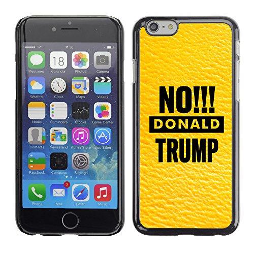 "Print Motif Coque de protection Case Cover // Q04170540 Bye bye Trump mango // Apple iPhone 6 6S 6G 4.7"""