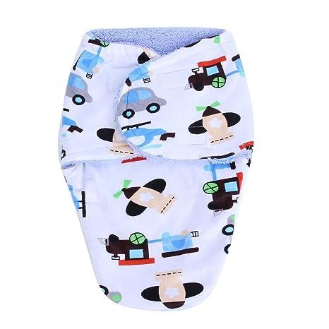 Silverone Saco de Dormir (algodón) para bebé 0-3 Meses(80 B