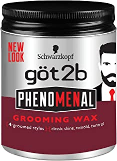 product image for Got2b Phenomenal Grooming Hair Wax, 3.5 Ounce