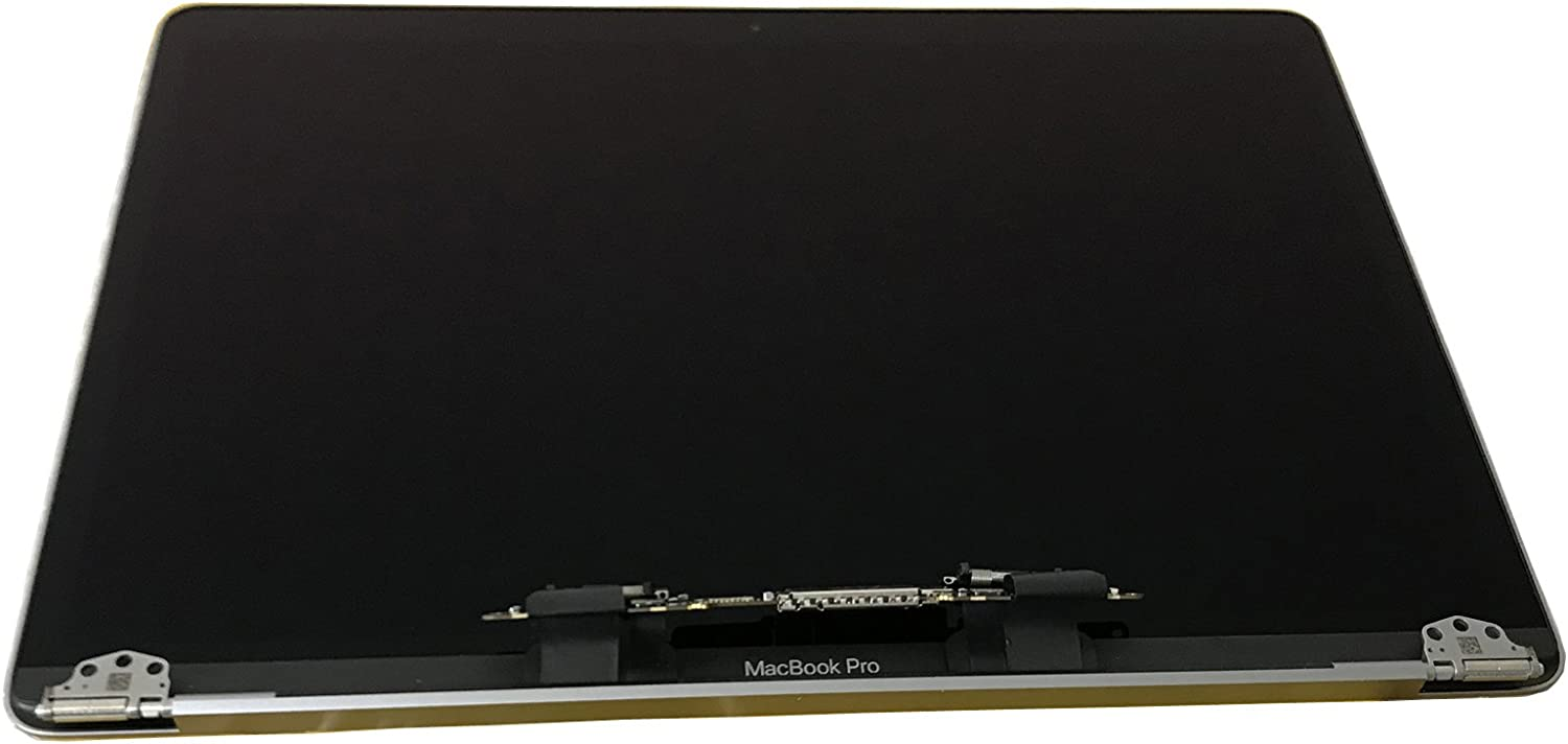 """Space Gray Retina LCD Screen Display Assembly for MacBook Pro 13"""" A1706 A1708"""