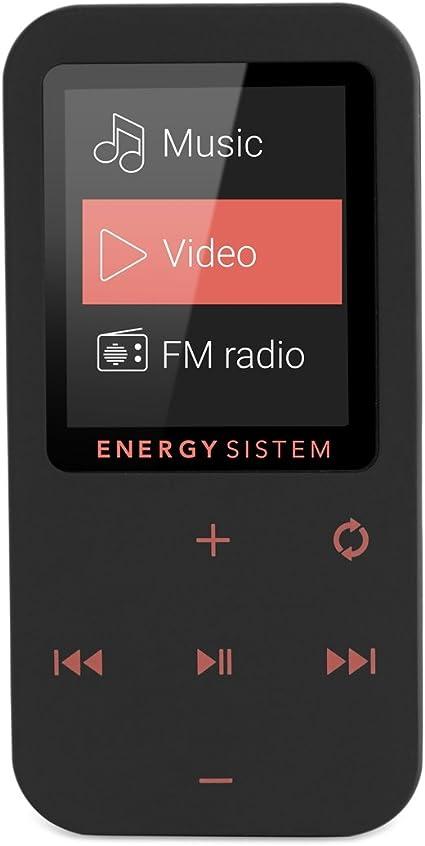 Energy Sistem Mp4 Touch Bluetooth Schwarz Elektronik
